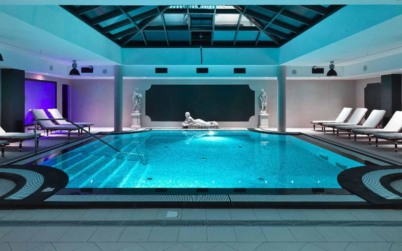 Wellness & Spa at Cala Ginepro Hotel Resort