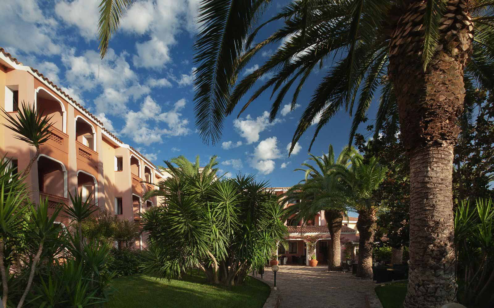 Gardens of Cala Ginepro Hotel Resort