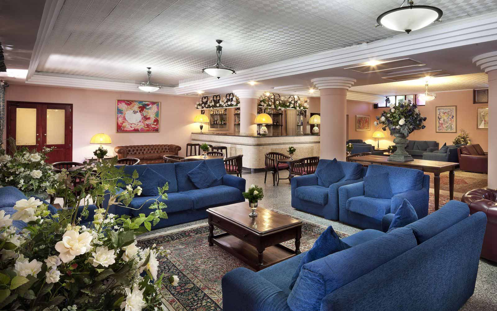 Restaurant at Cala Ginepro Hotel Resort