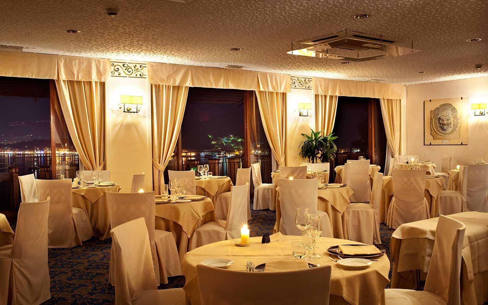 Restaurant at Atahotel Capotaormina