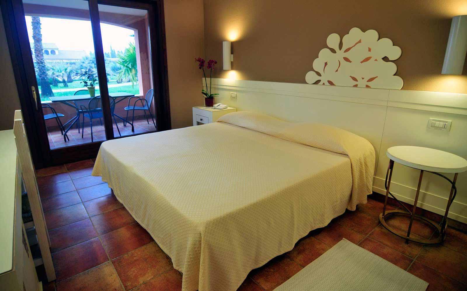 Double room at Lantana Resort