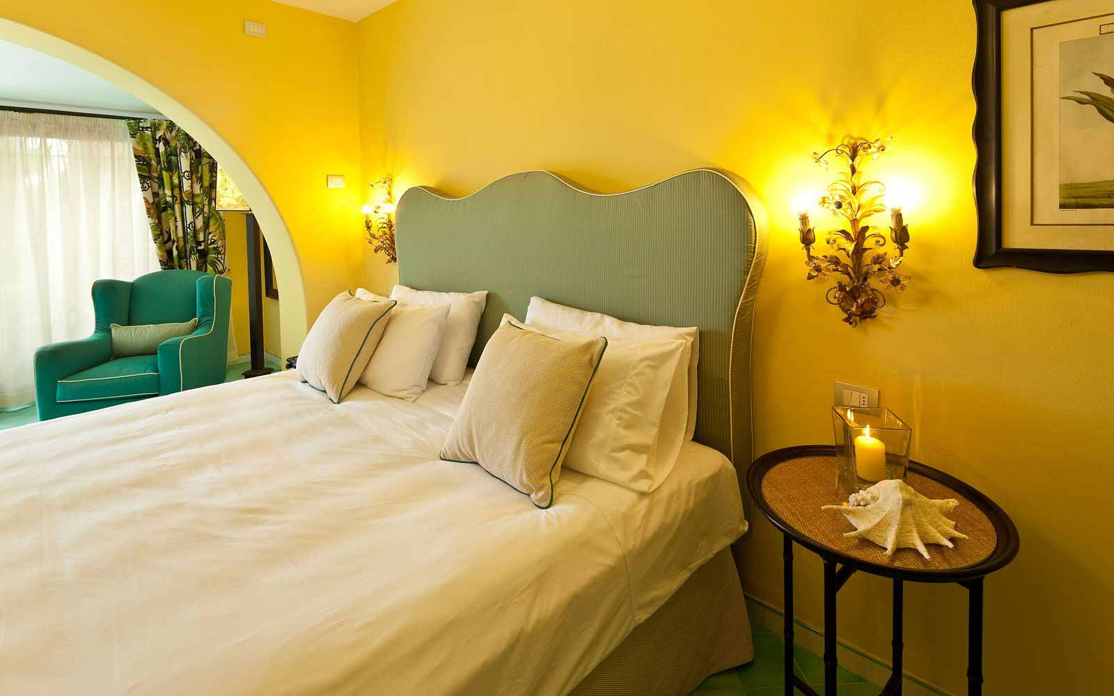 Classic room at Garden & Villas Resort