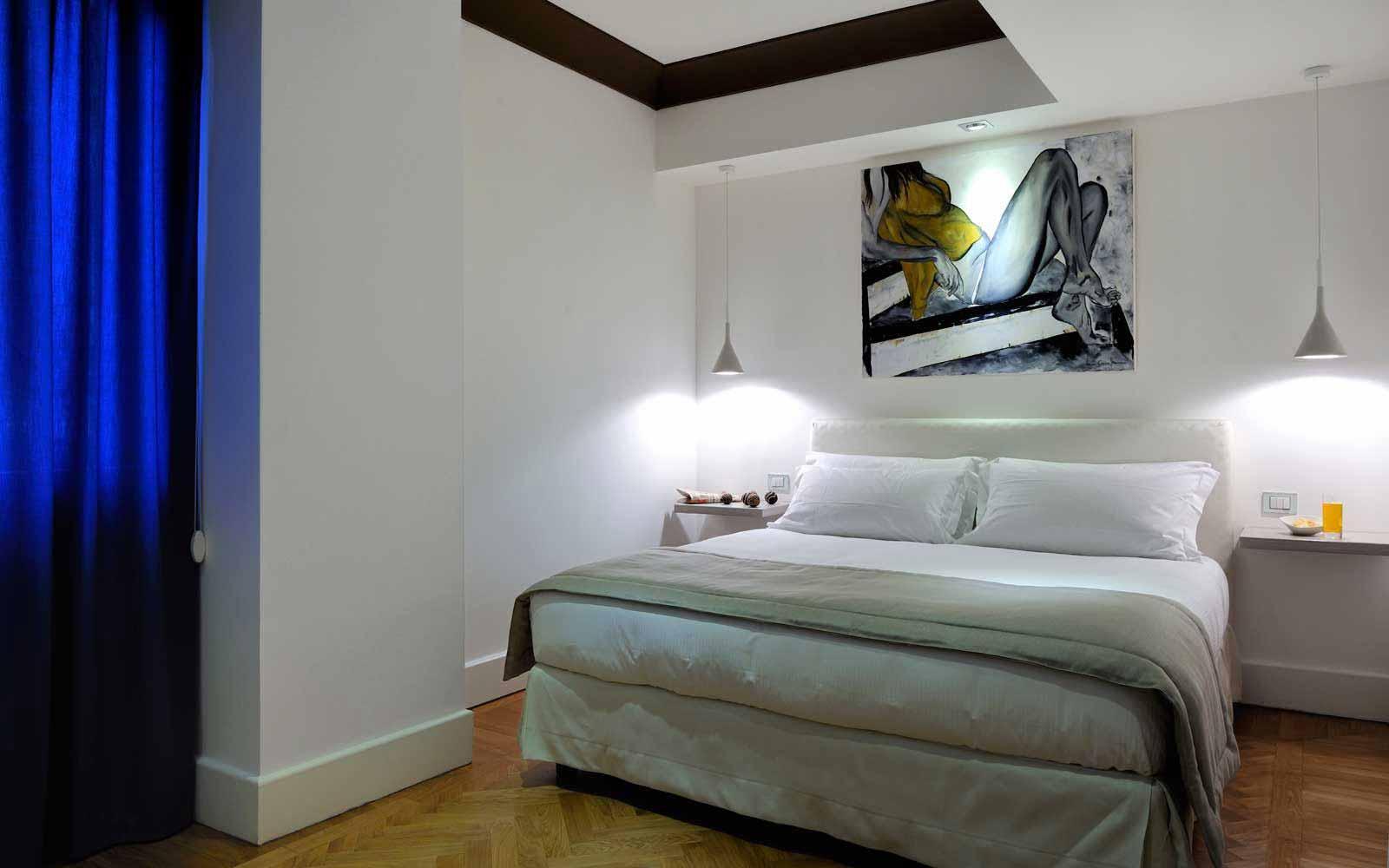 Superior room at Hotel Principe Di Villafranca