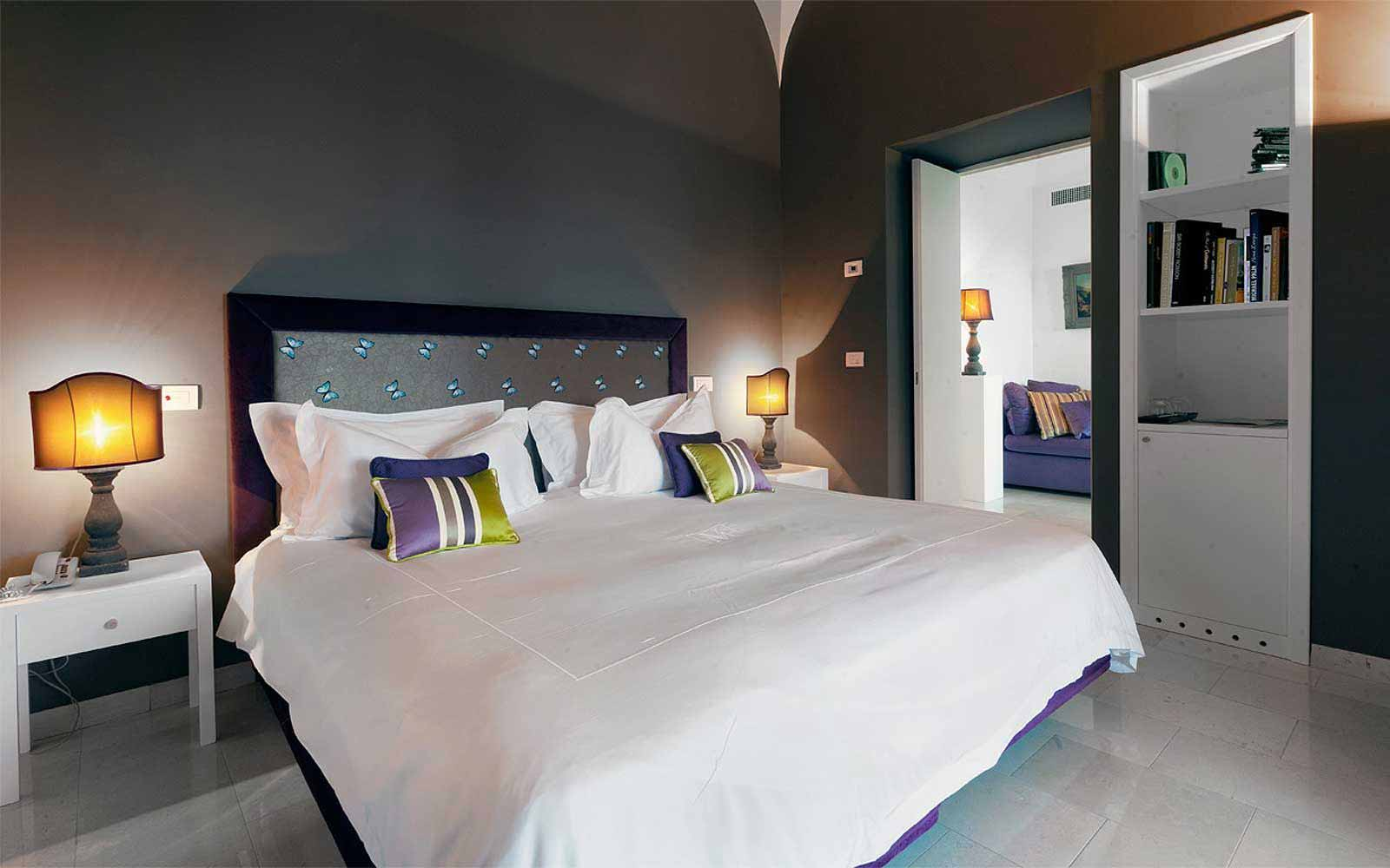 Suite at Villa Marini Capri Hotel & Spa