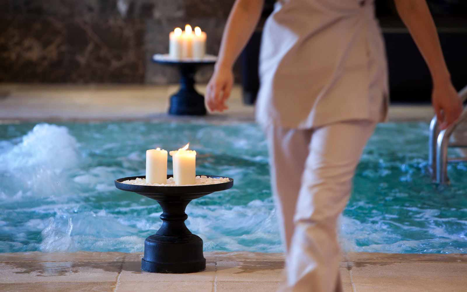 Stai spa at Villa Marini Capri Hotel & Spa