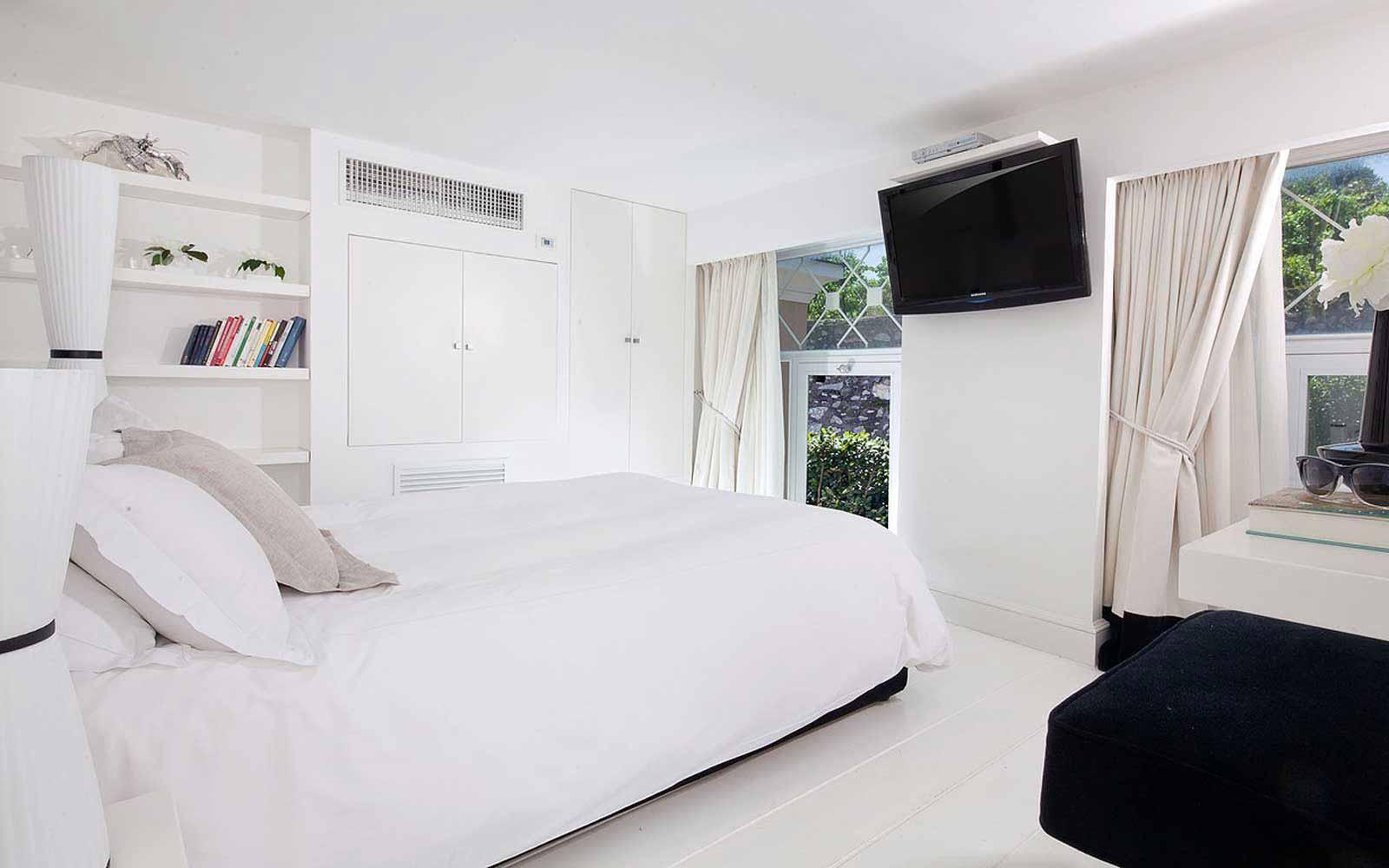 Prestige room at Villa Marini Capri Hotel & Spa