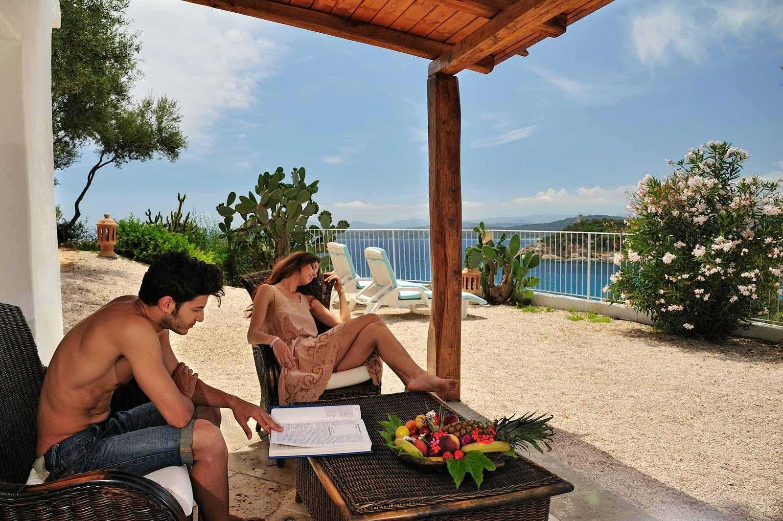 Relax at Arbatax Park Resort - Hotel Cottage