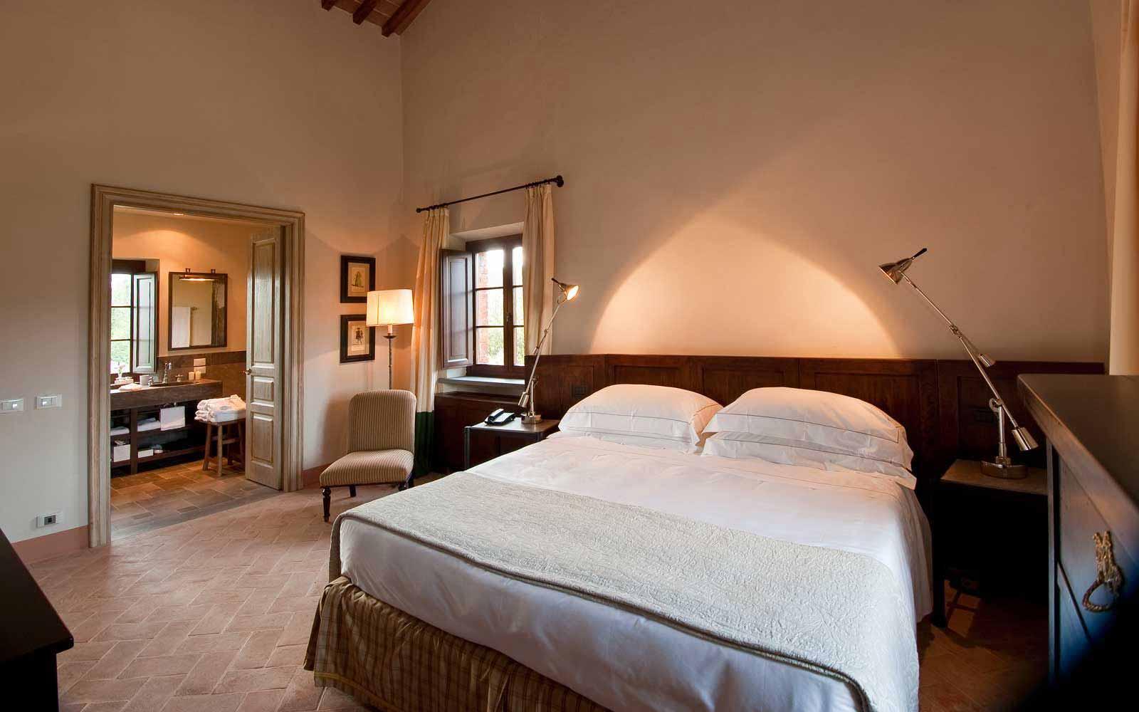 Bedroom at Villa Lavanda