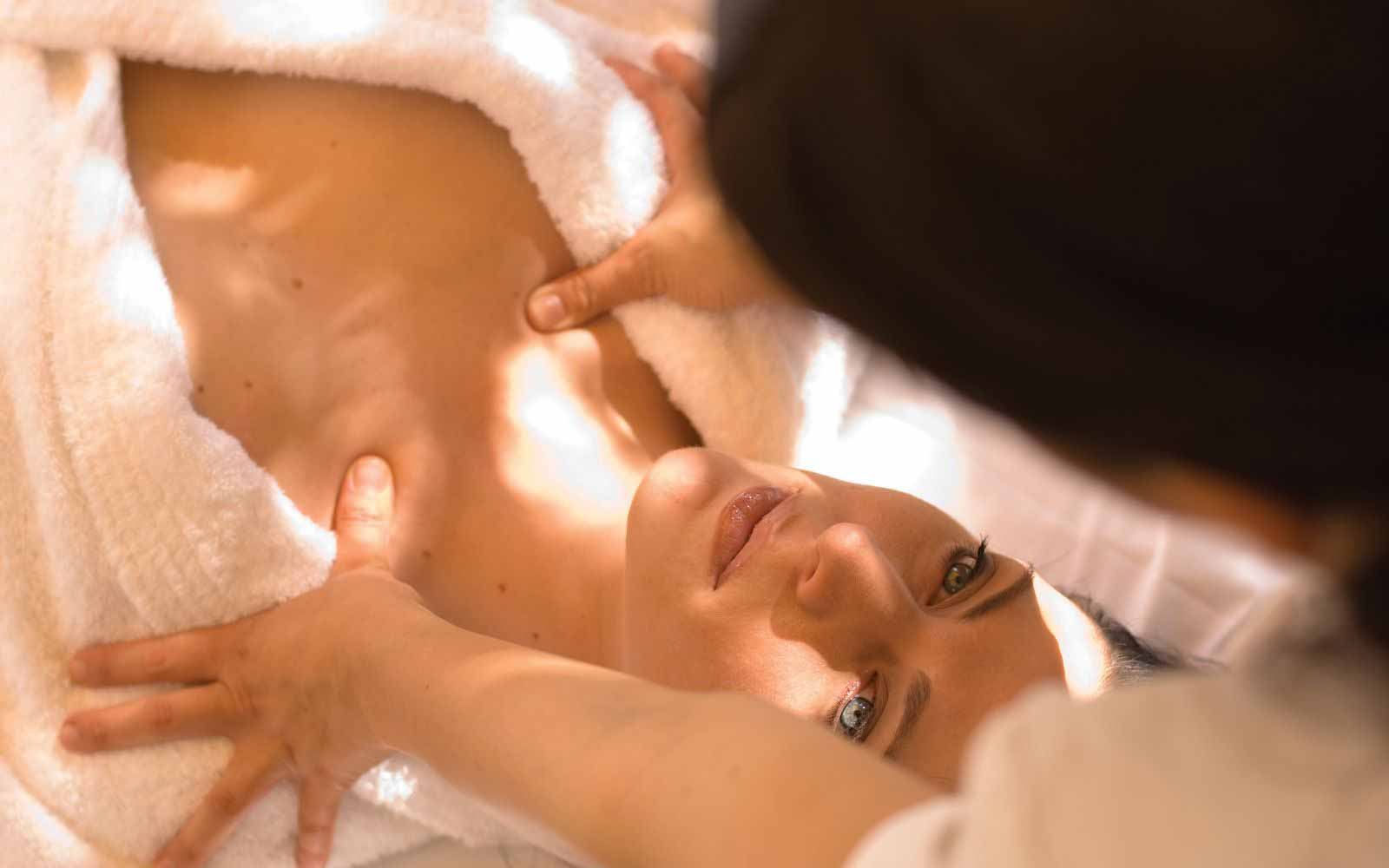 Massages at Park Hotel & Spa Cala di Lepre