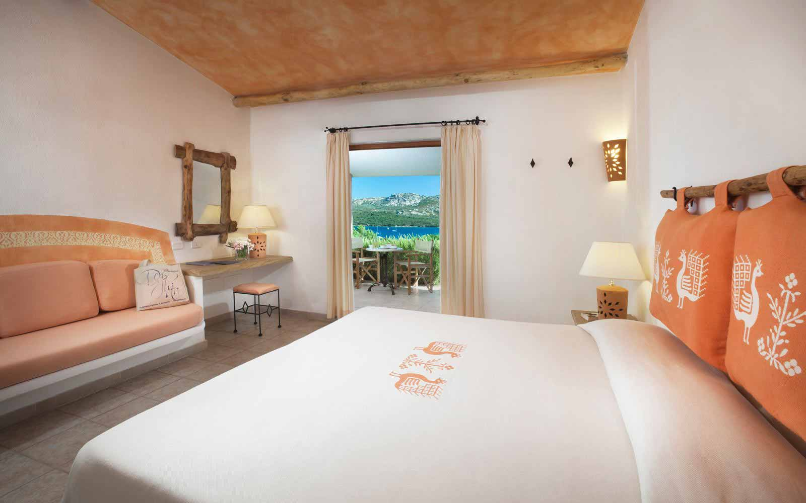 Standard double room at Park Hotel & Spa Cala di Lepre