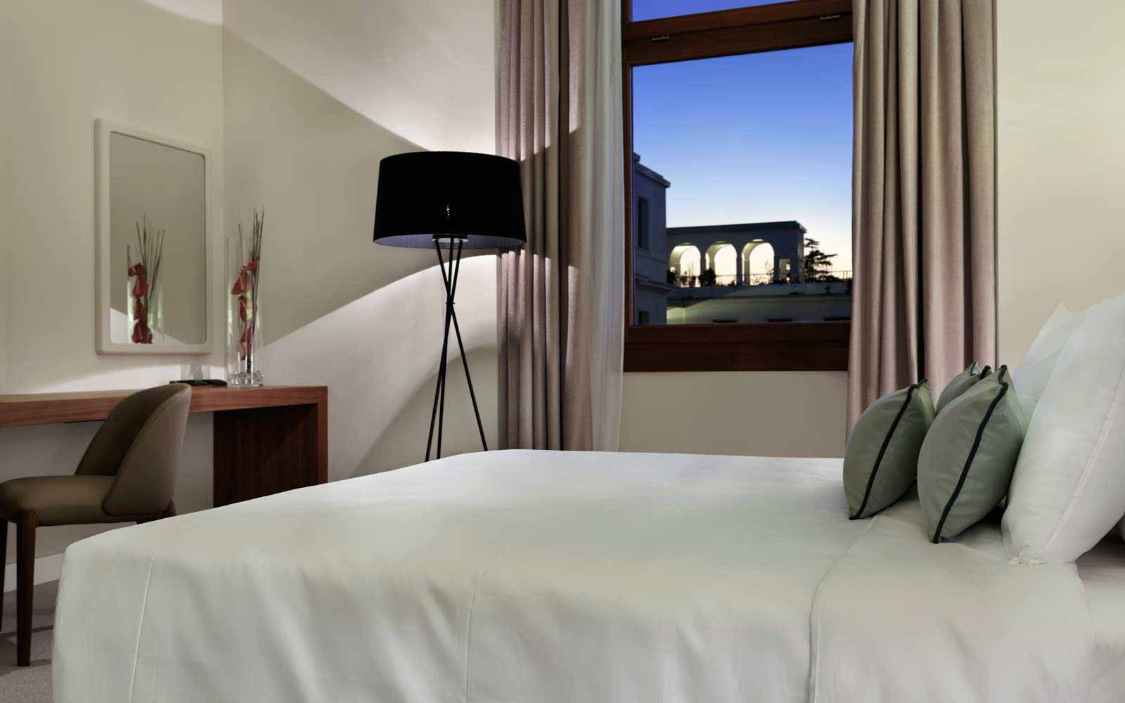 Deluxe Room at the JW Marriott Venice Resort & Spa