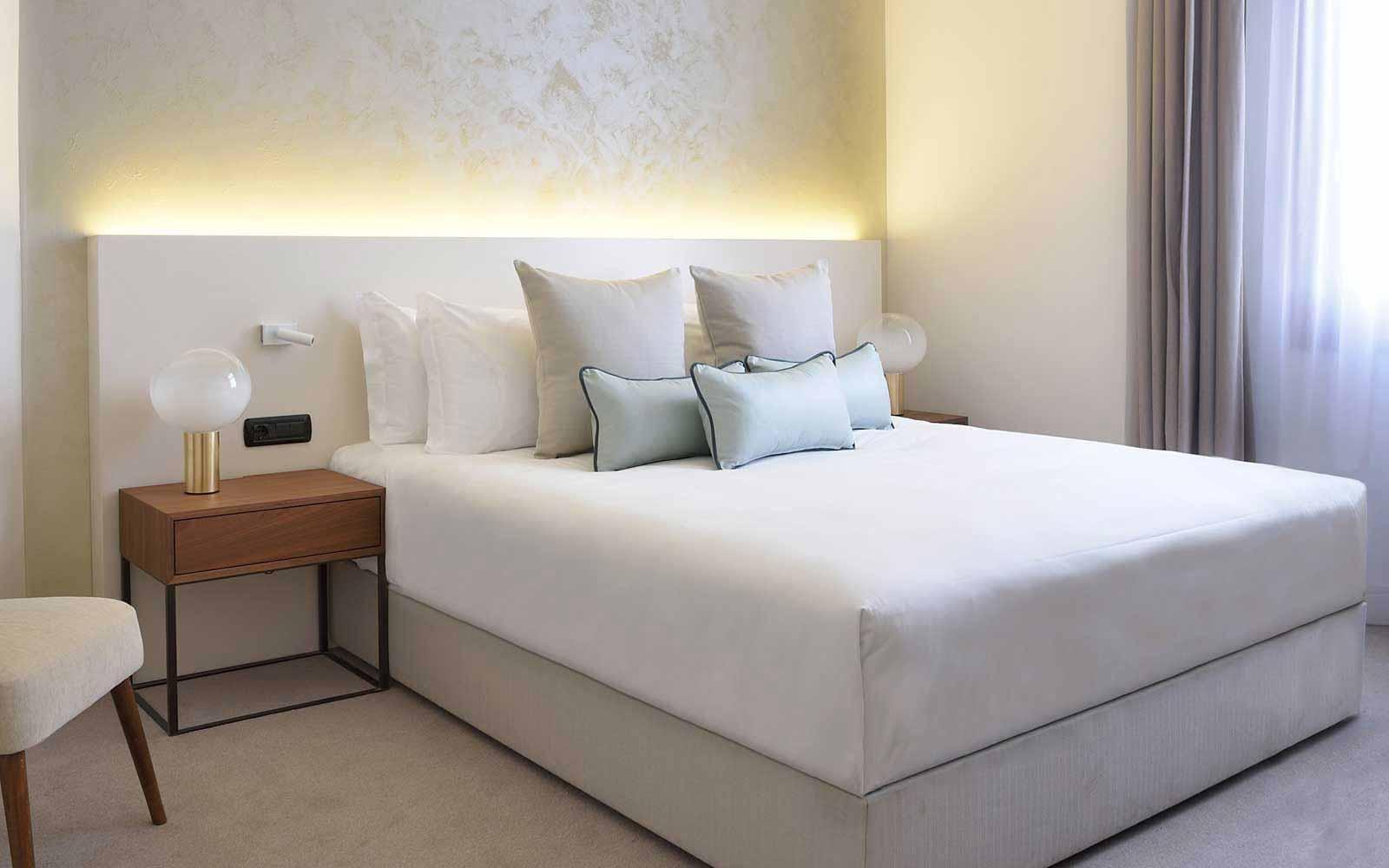 Studio Suite Bedroom at JW Marriott Venice Resort & Spa