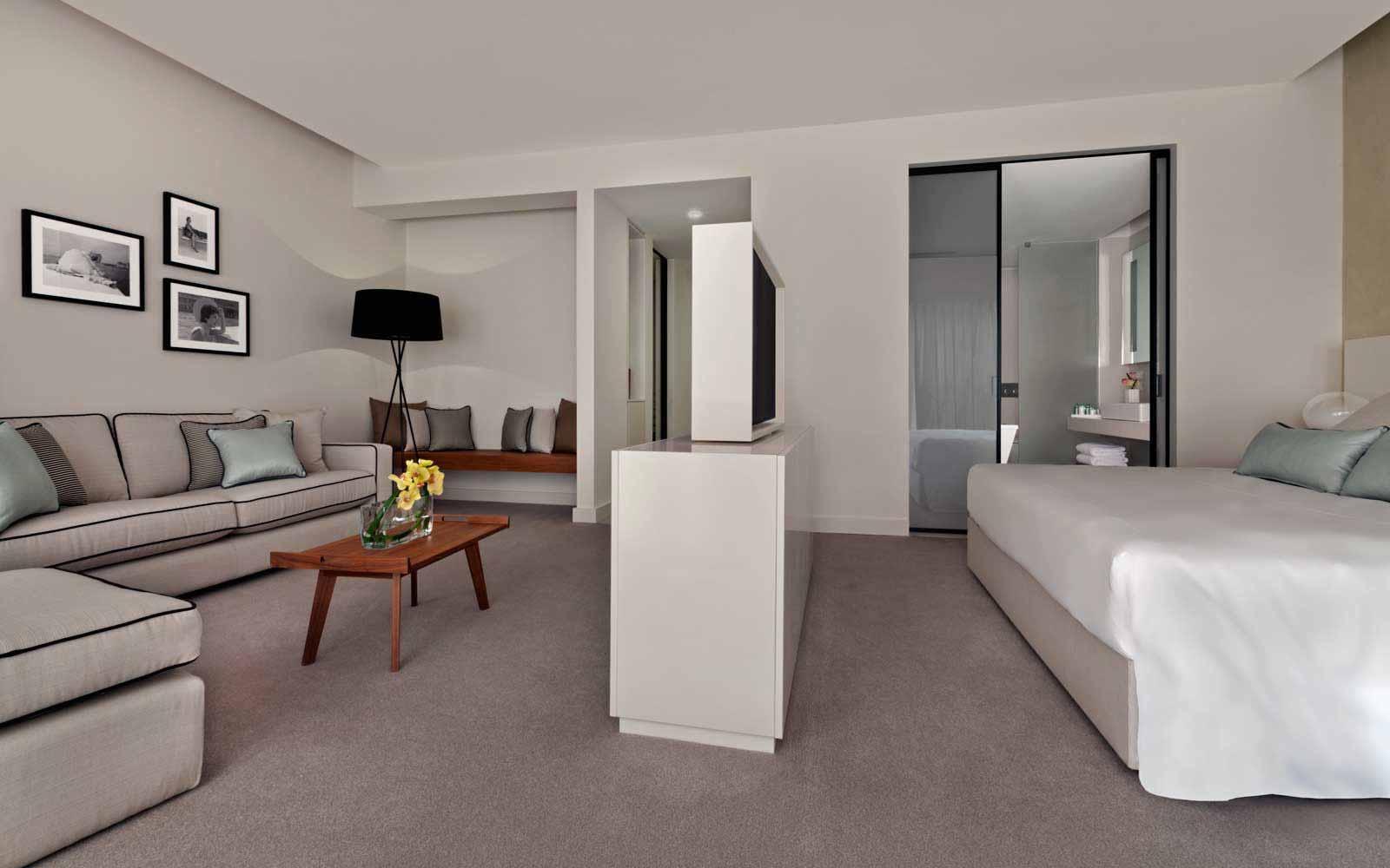 Junior Suite at the JW Marriott Venice Resort & Spa