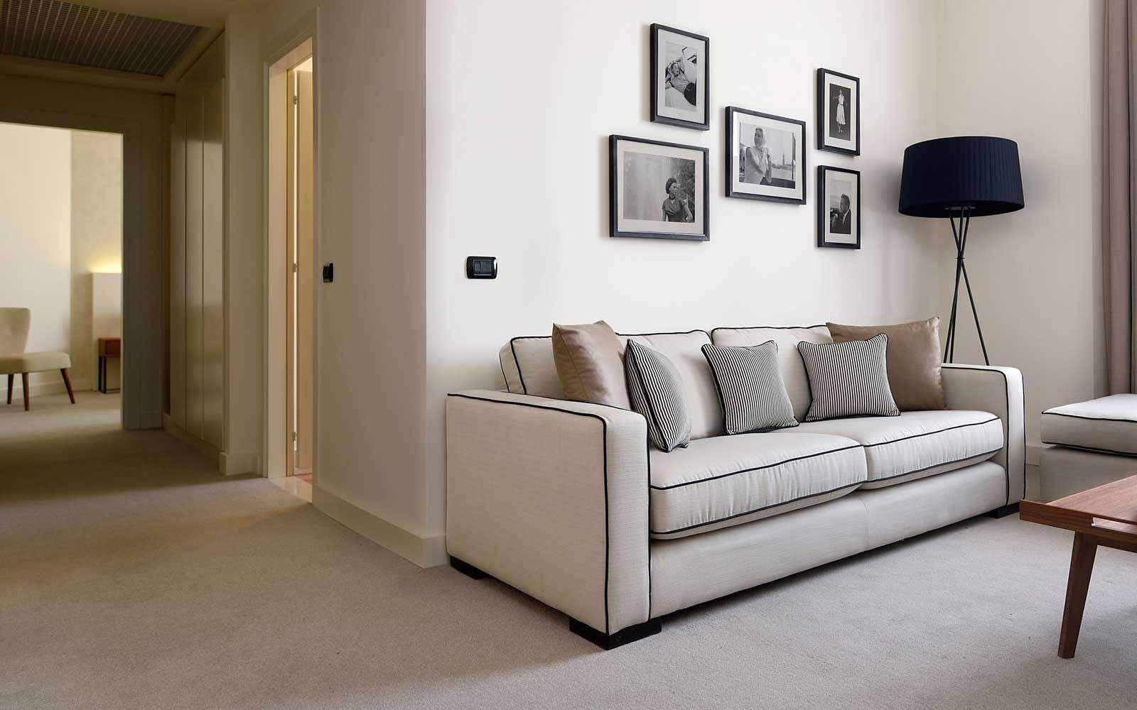 Studio Suite Sitting Room at JW Marriott Venice Resort & Spa