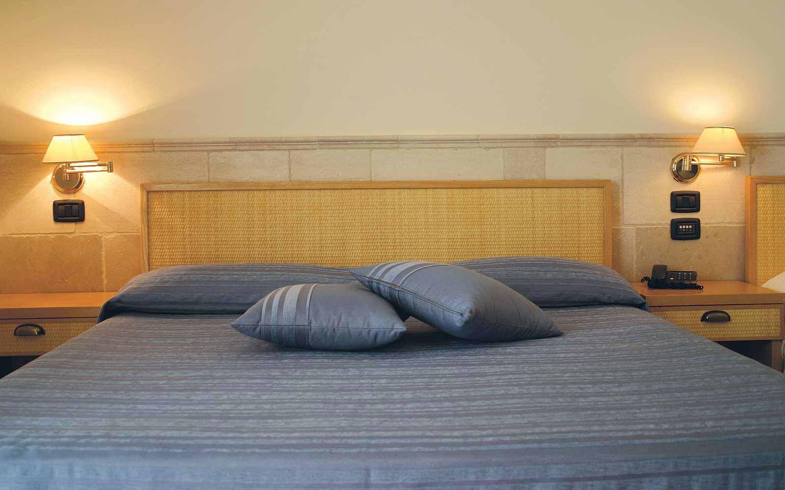 Superior room at the Ostuni Rosa Marina Resort