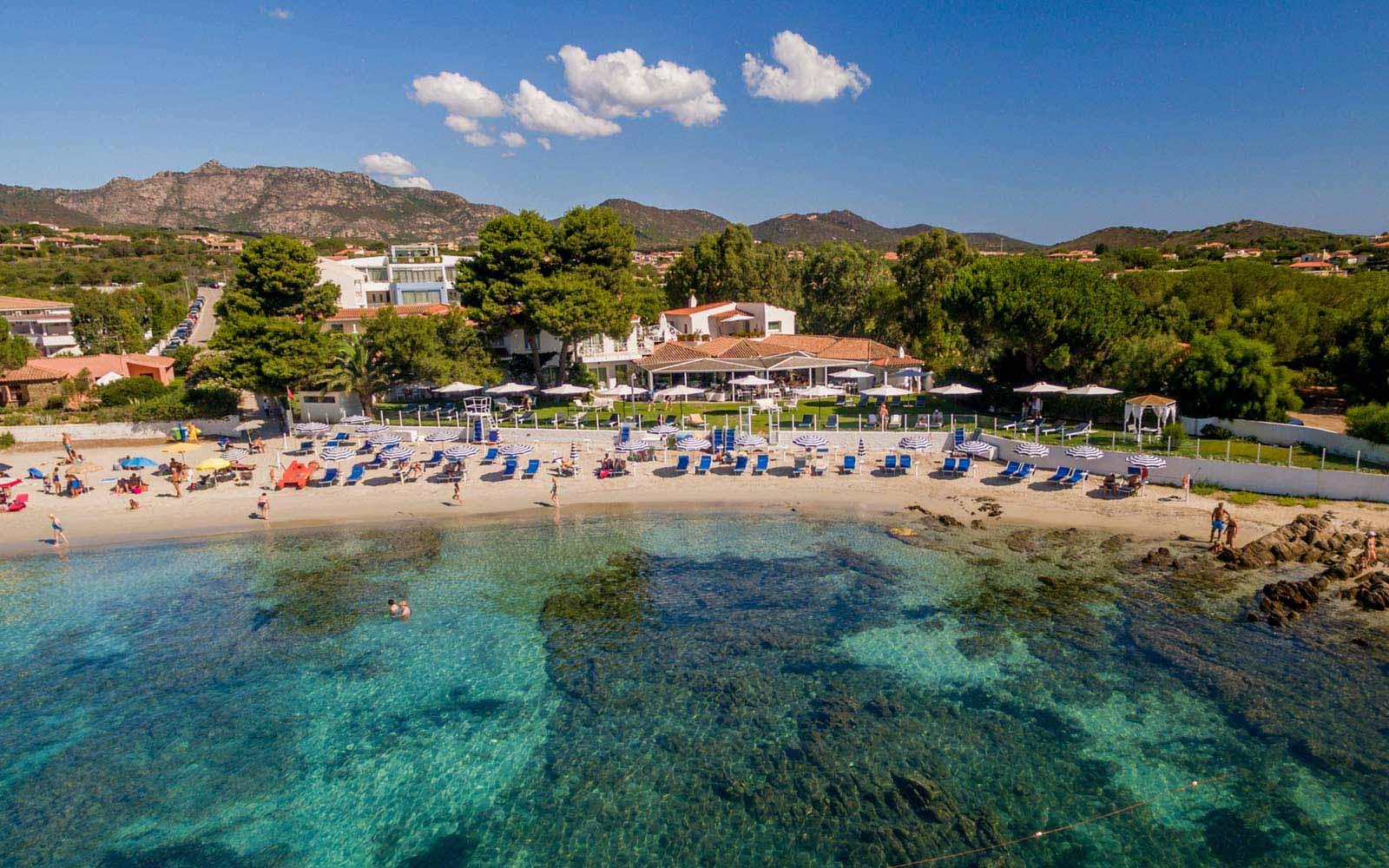 The Pelican Beach Resort  Spa Pittulongu  Sardatur Holidays