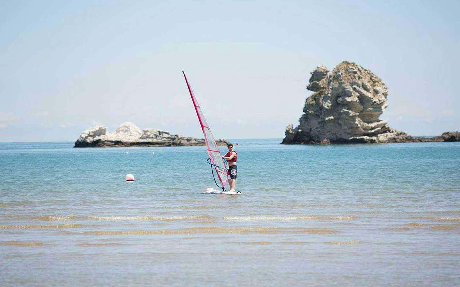 Watersports at the Gattarella Resort