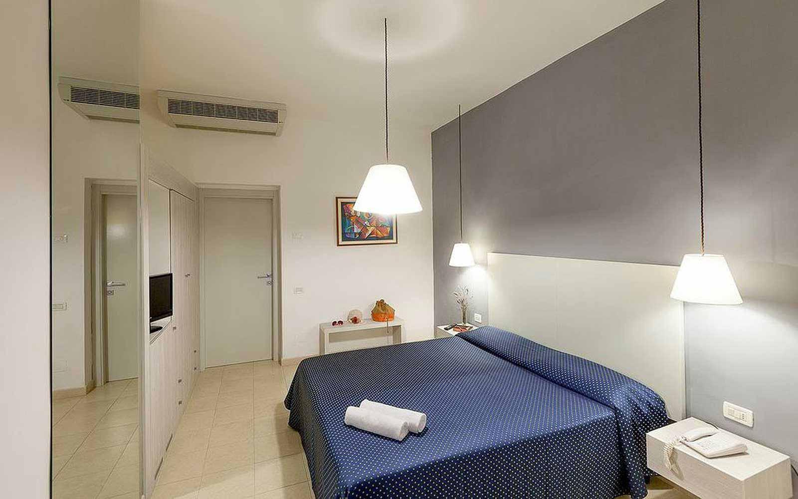 Junior Suite at the Gattarella Resort