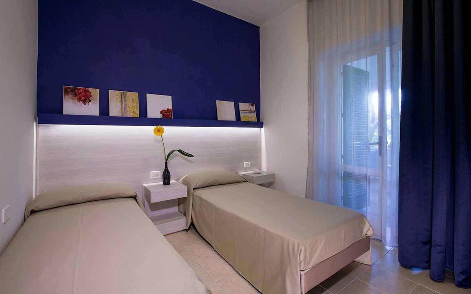 Family Comfort room at the Gattarella Resort