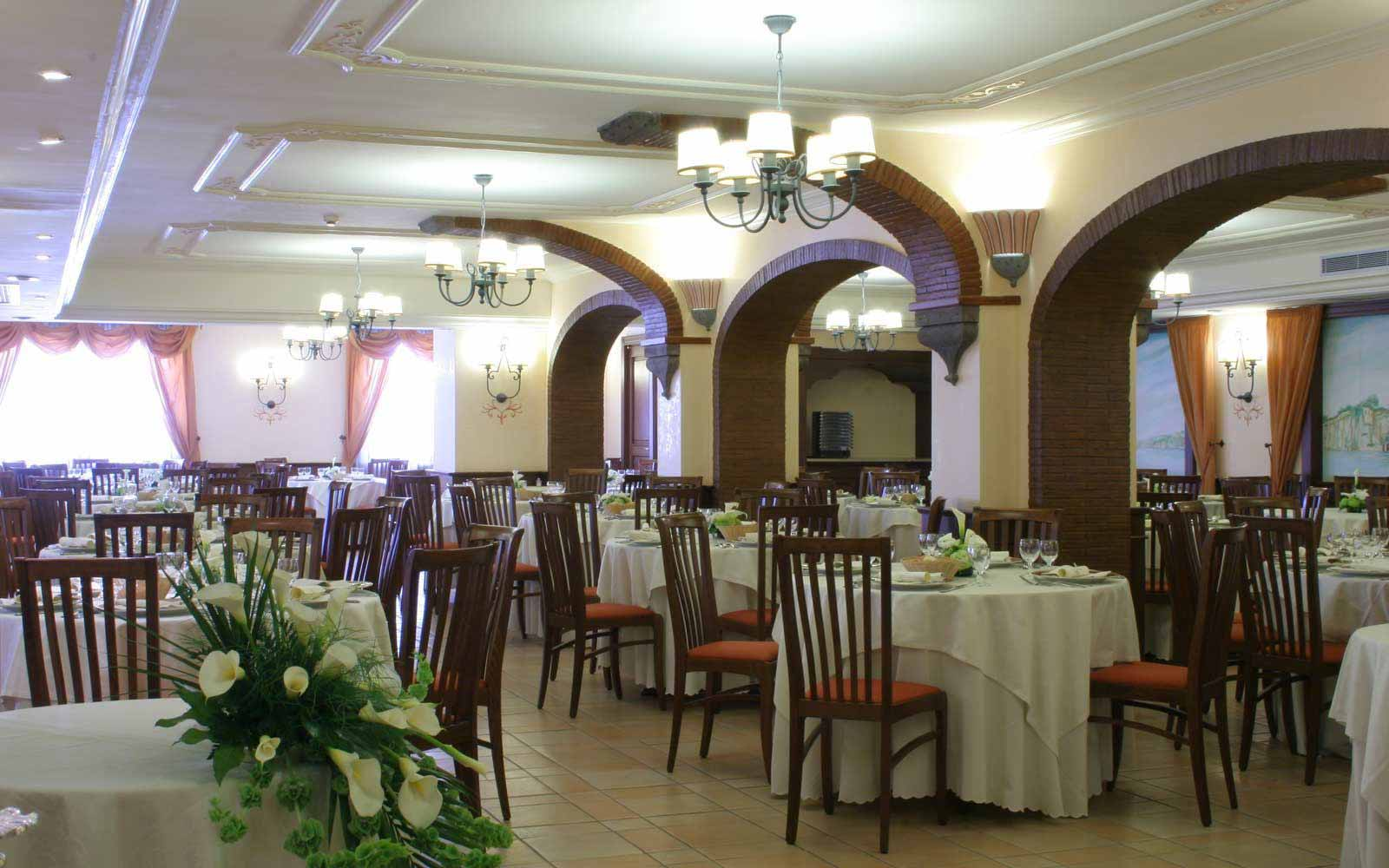 Degli Archi restaurant at Hotel Michelangelo