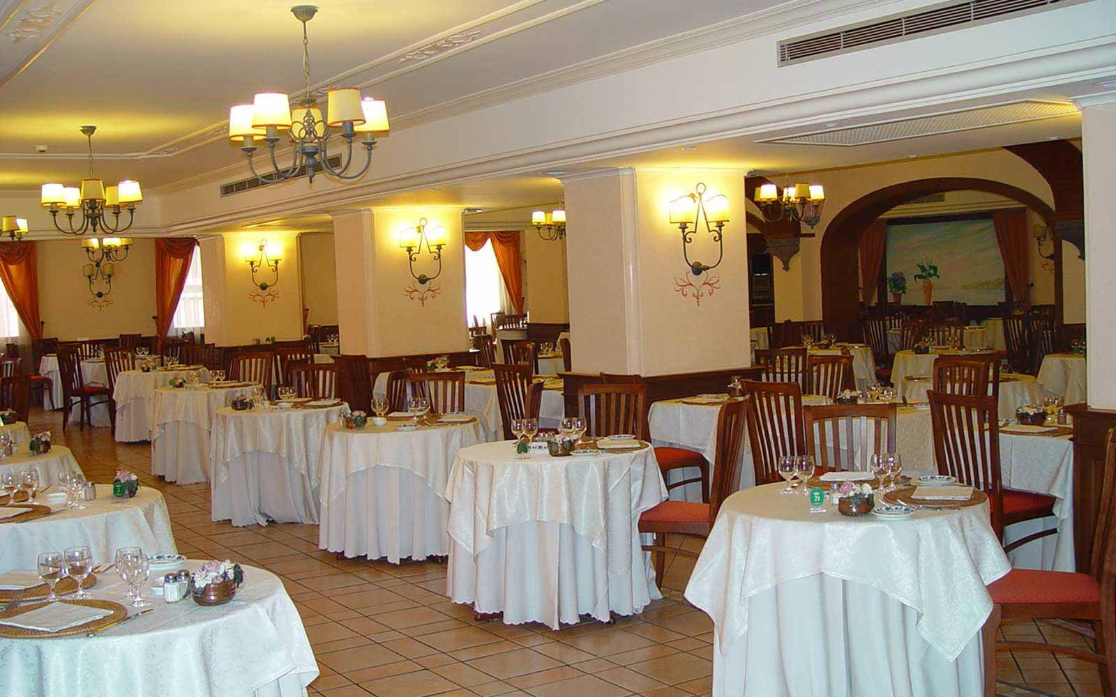 Airone restaurant at Hotel Michelangelo