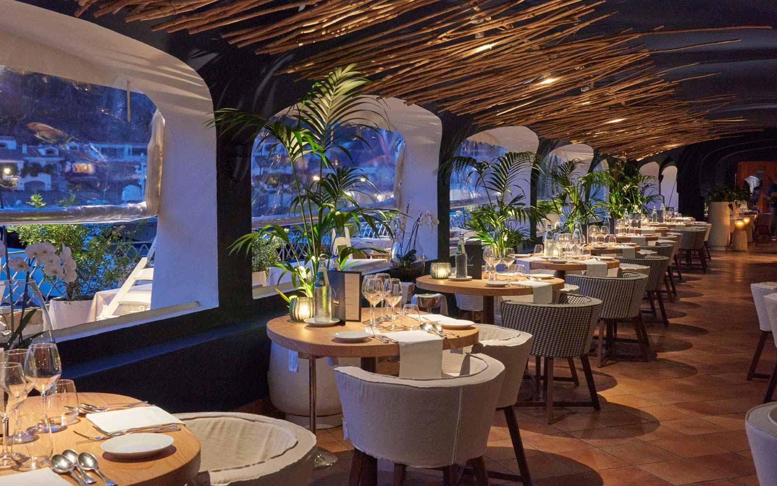 Blubeck Restaurant at Grand Hotel Poltu Quatu