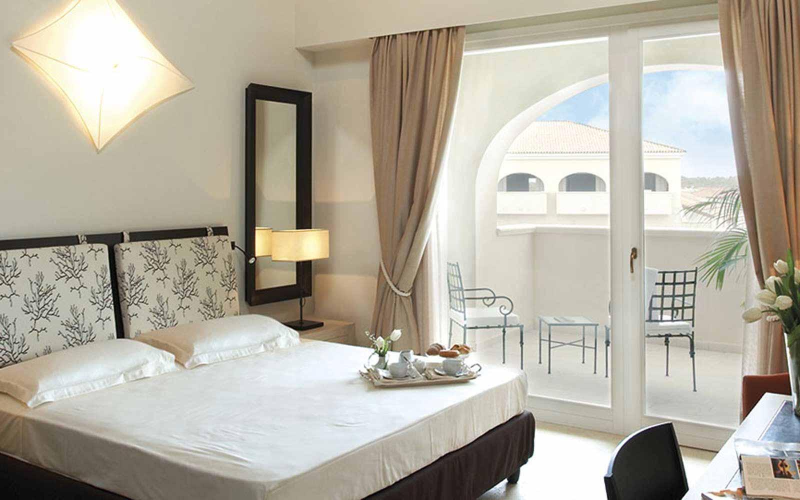 Standard room at Hotel Marinagri