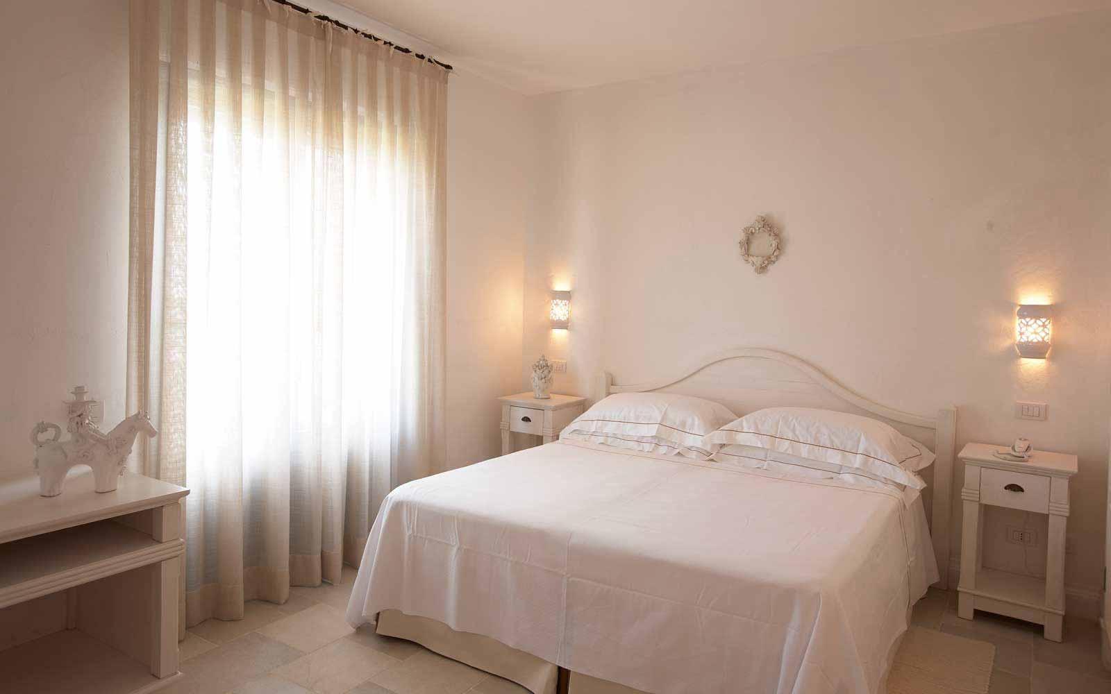 Deluxe room at Borgobianco Resort & Spa