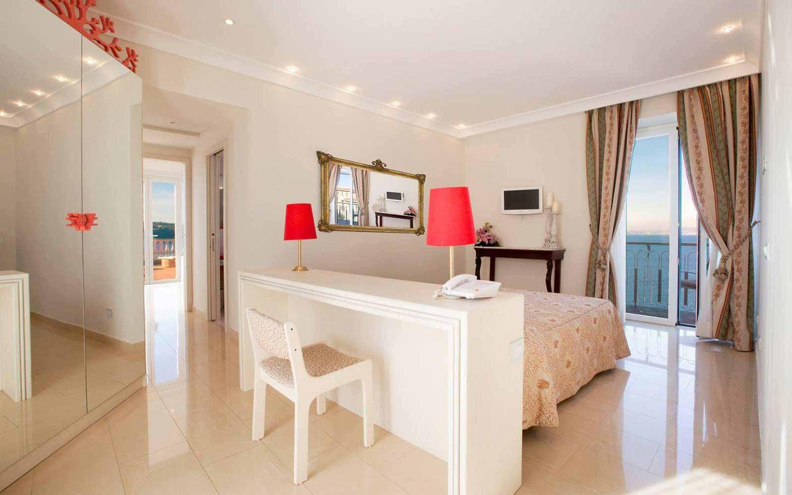 Suite at Hotel Corallo