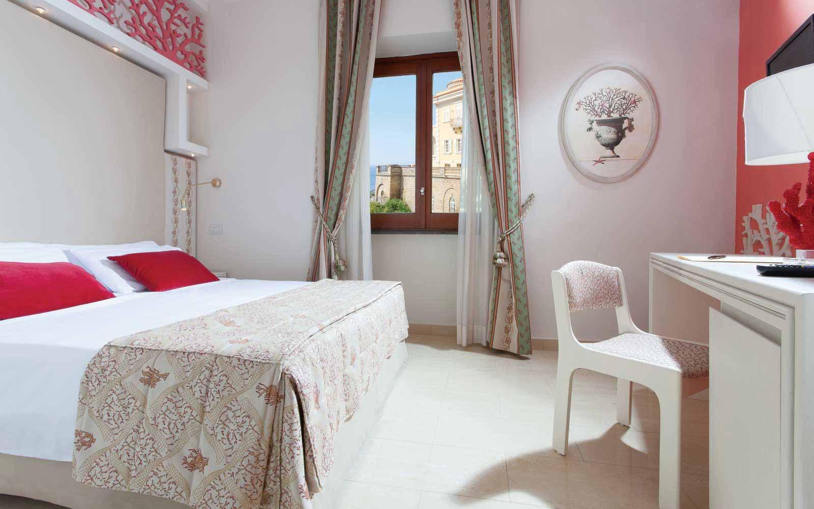 Classic room at Hotel Corallo