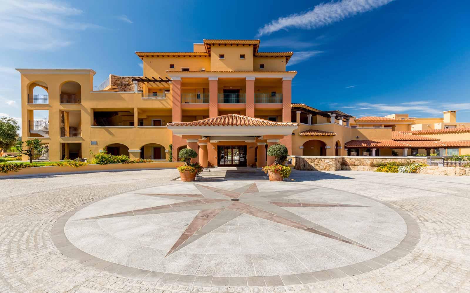 External view of Hotel Marana