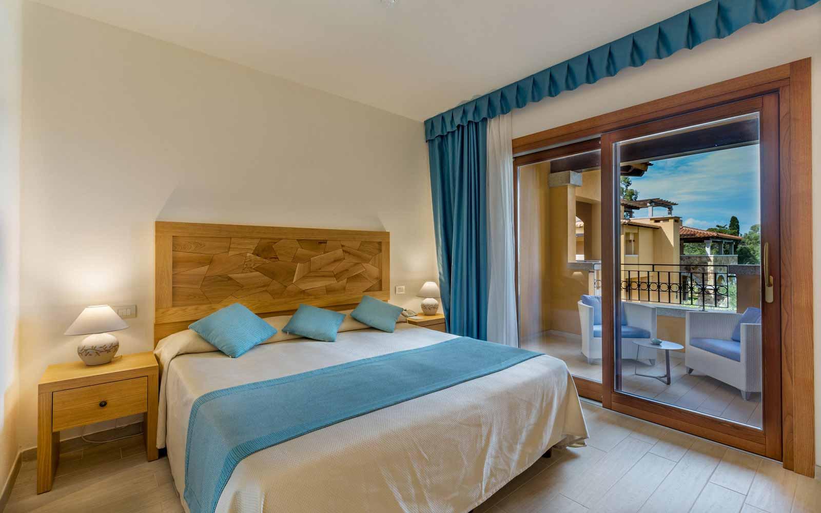 Superior room at Hotel Marana