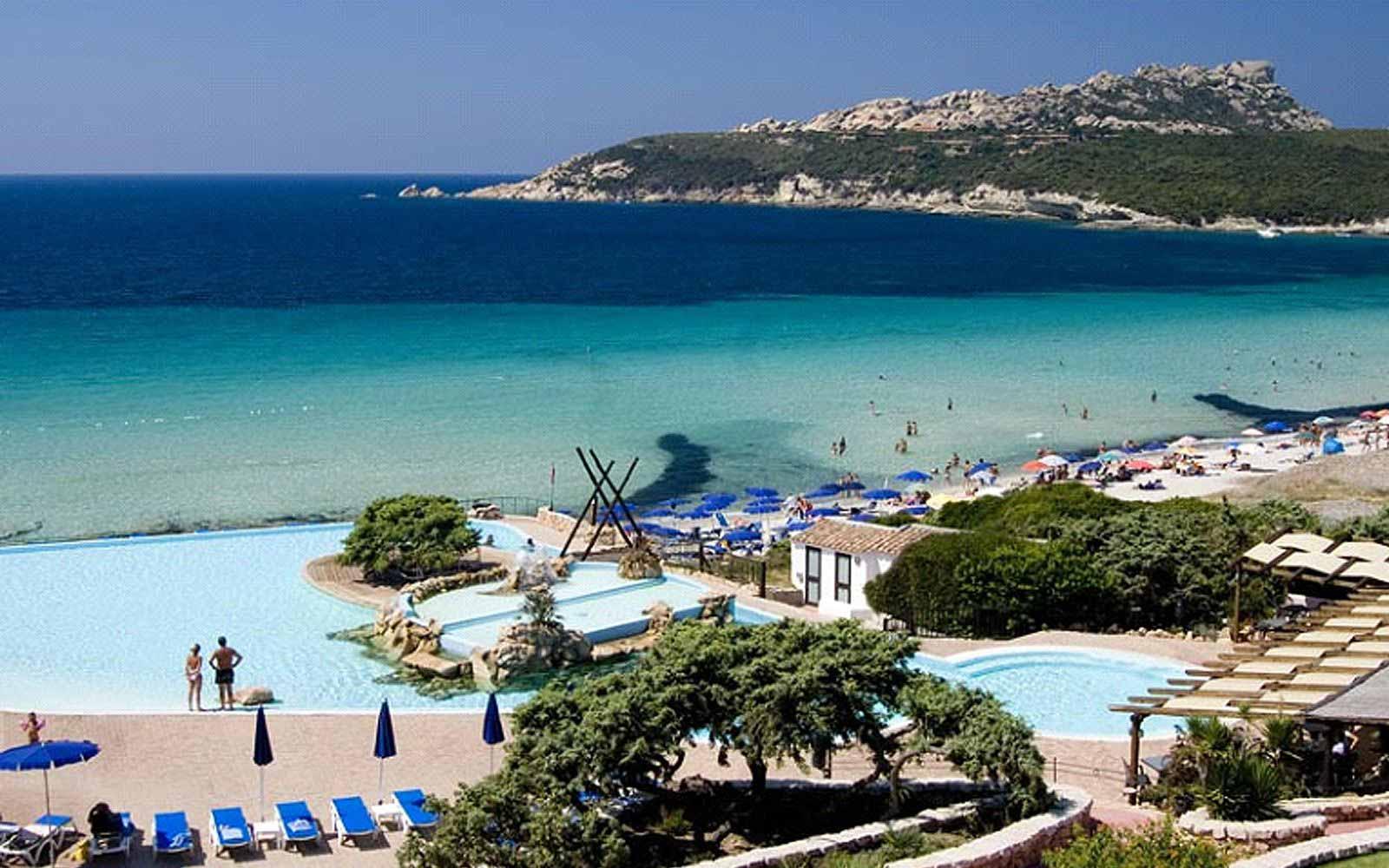 Views at the Colonna Grand Hotel Capo Testa