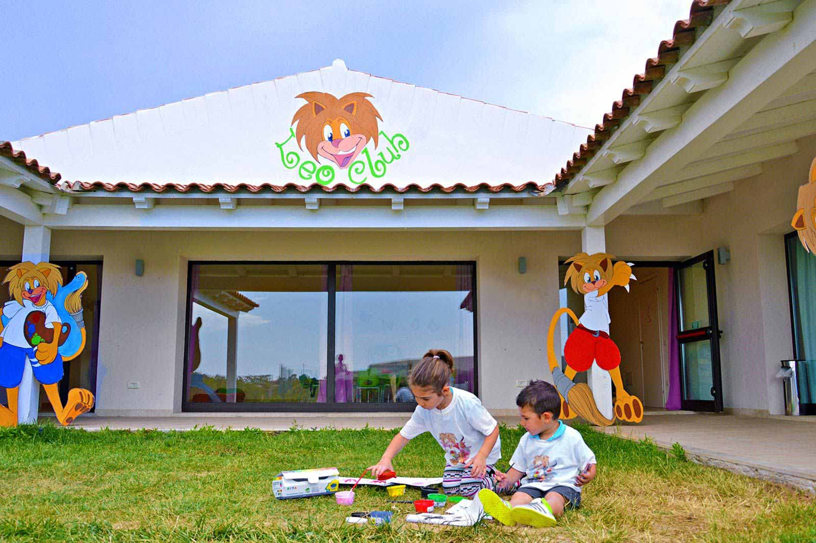 Kids Club at Grande Baia Resort & Spa
