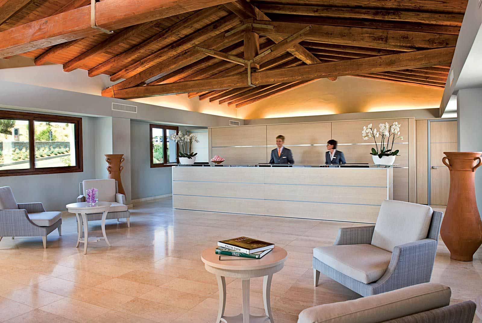 Reception at Grande Baia Resort & Spa