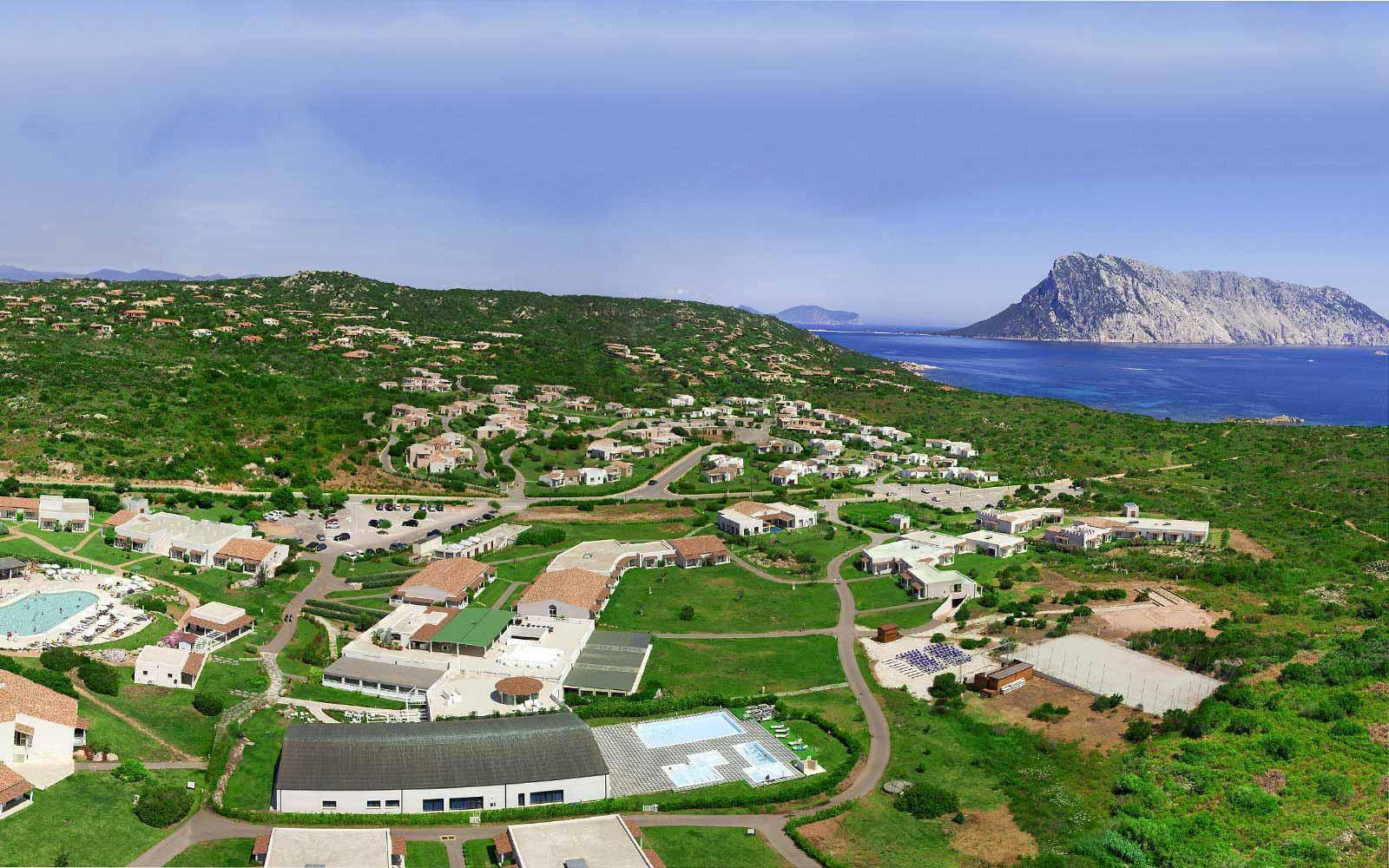 Aeral view at Grande Baia Resort & Spa