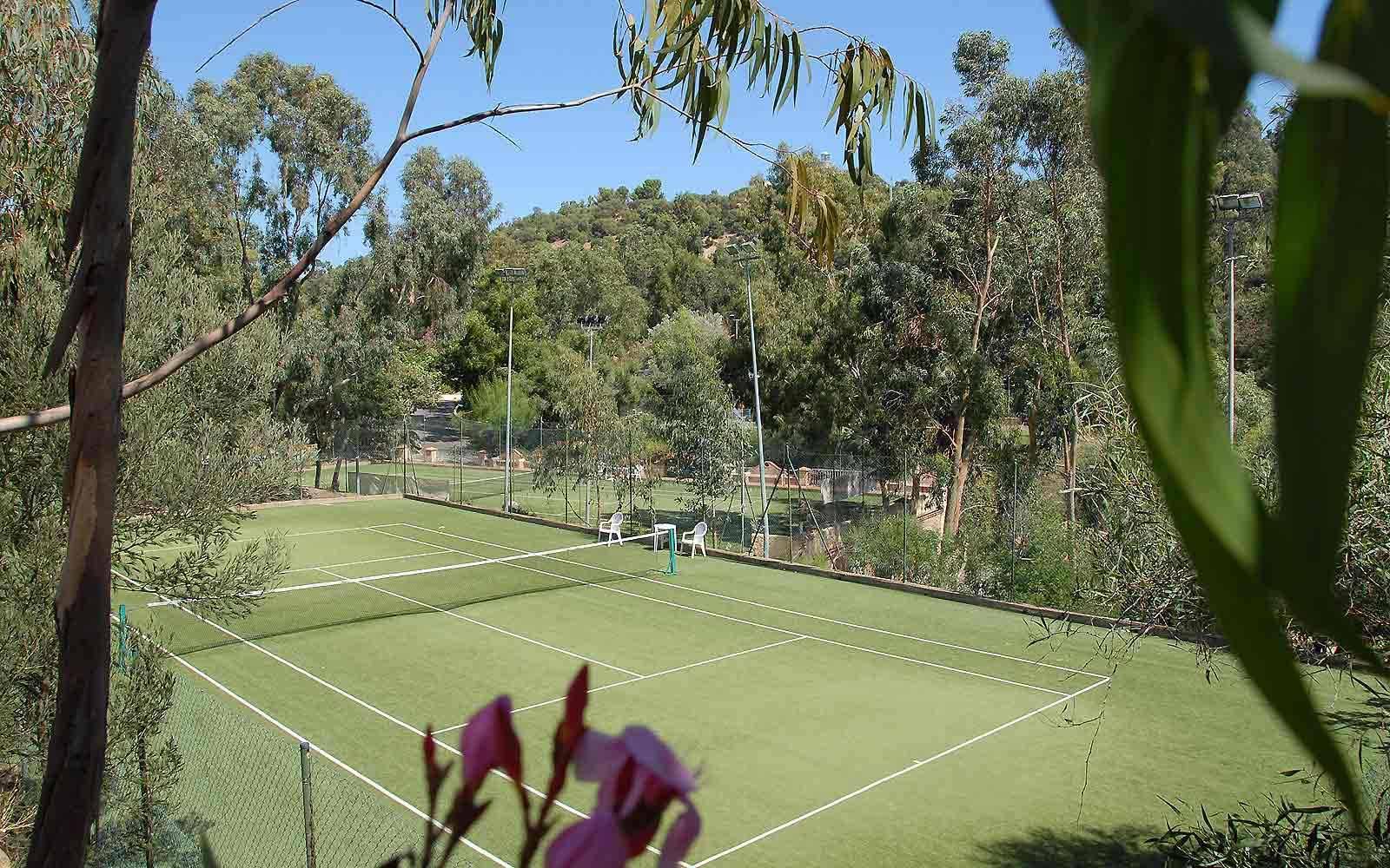 Tennis at Arbatax Park Resort