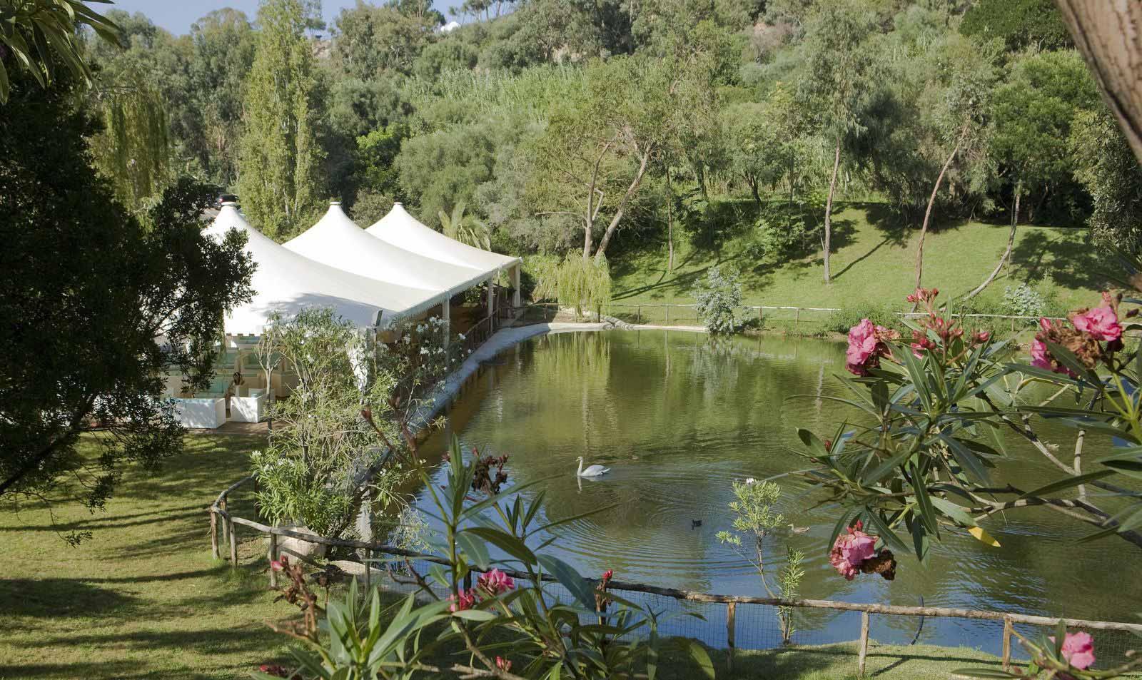 Reception at Arbatax Park Resort