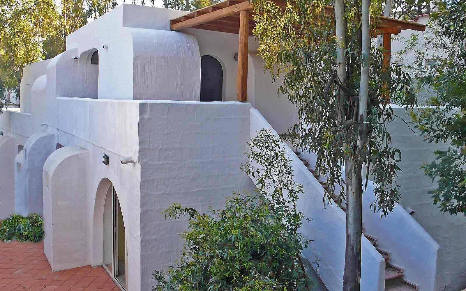 External view at Arbatax Park Resort - Telis