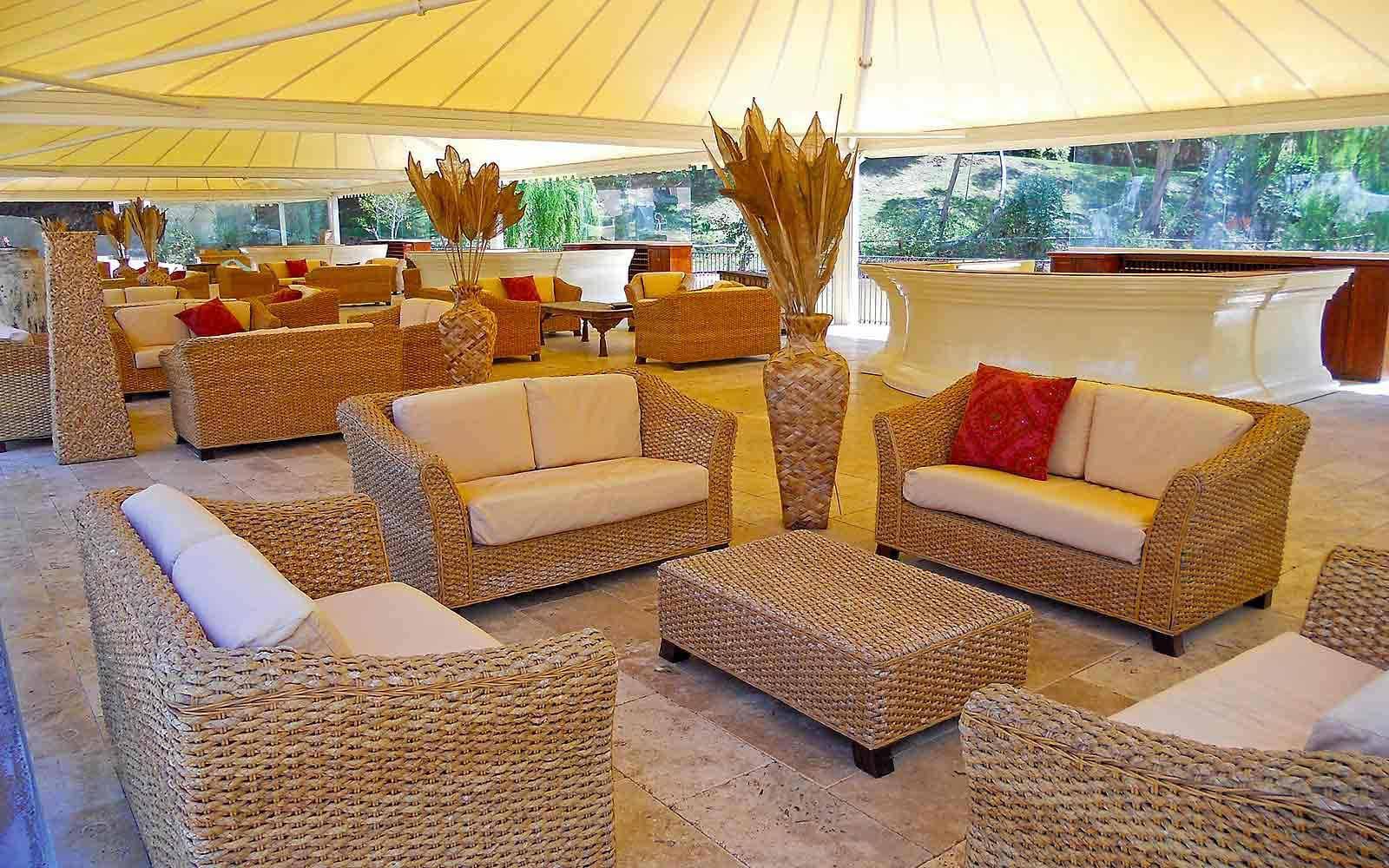 Reception at Arbatax Park Resort - Telis