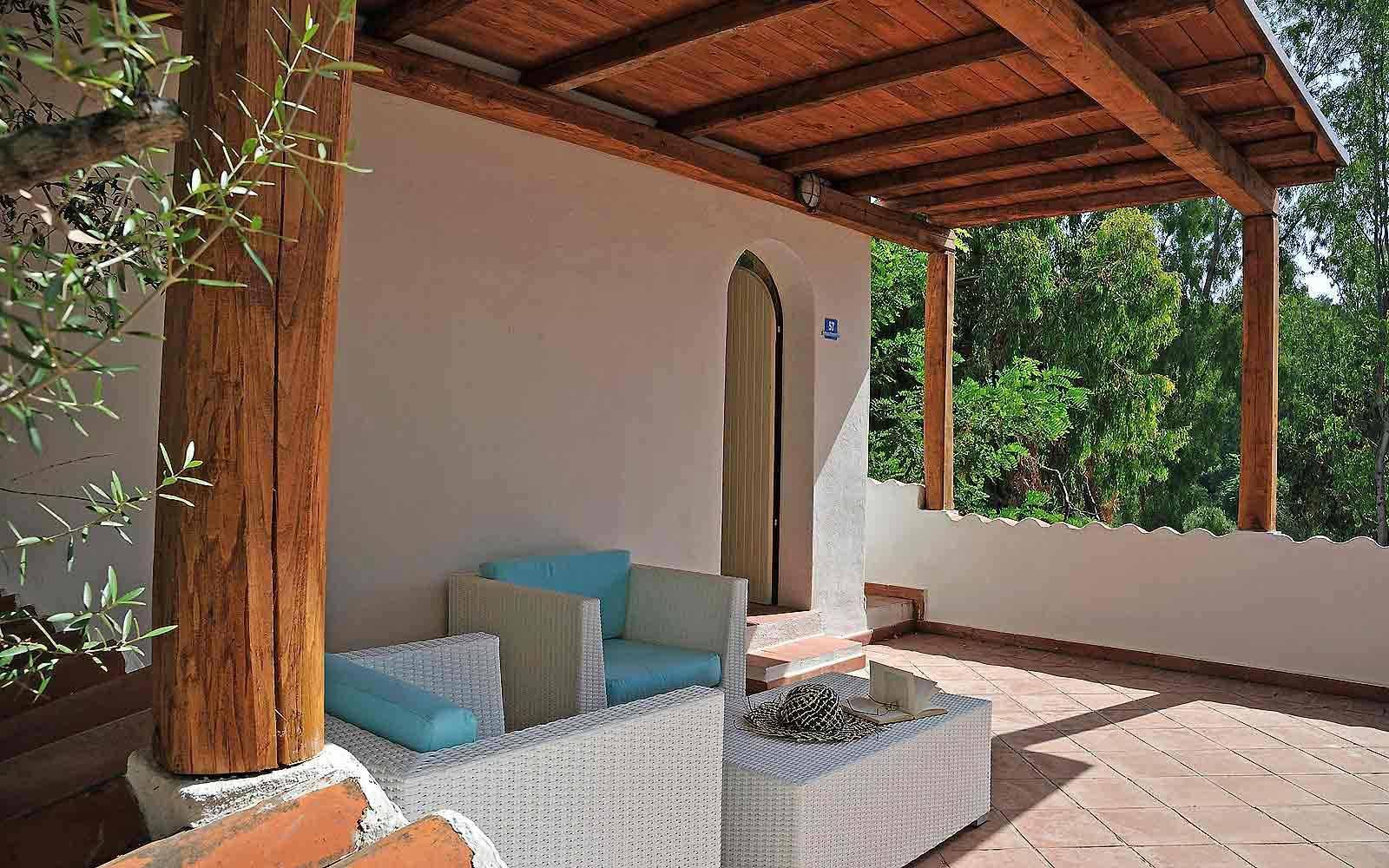Terrace at Arbatax Park Resort - Telis