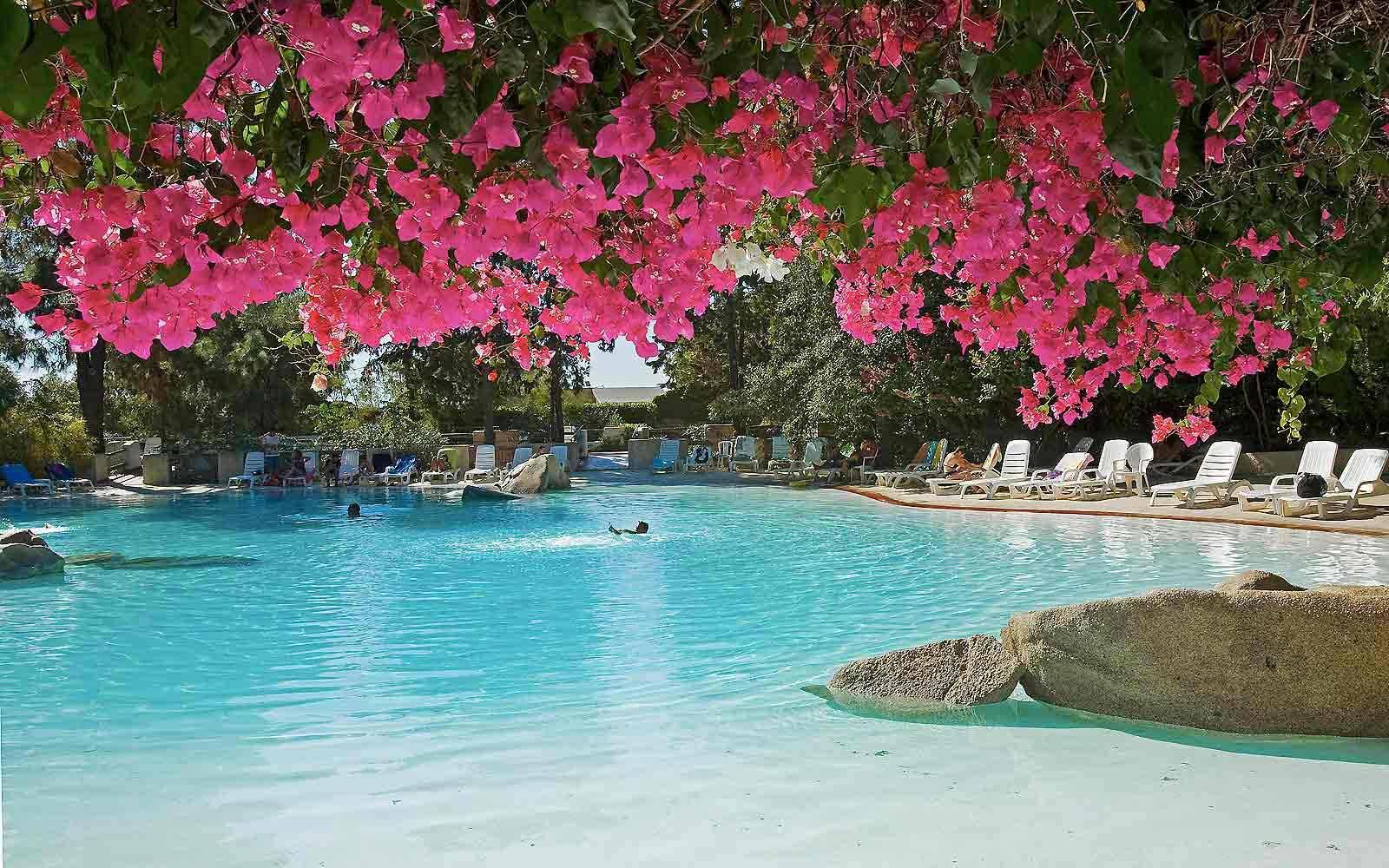 Tropical Swimming Pool at Arbatax Park Resort - Telis