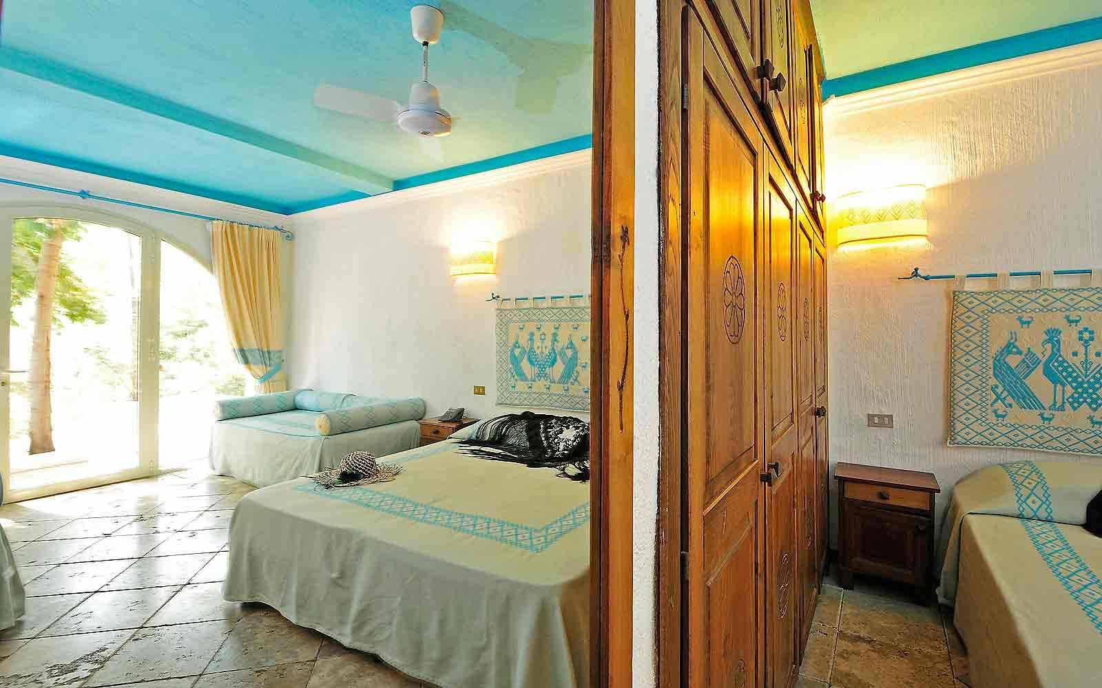 Interconnecting rooms at Arbatax Park Resort - Telis