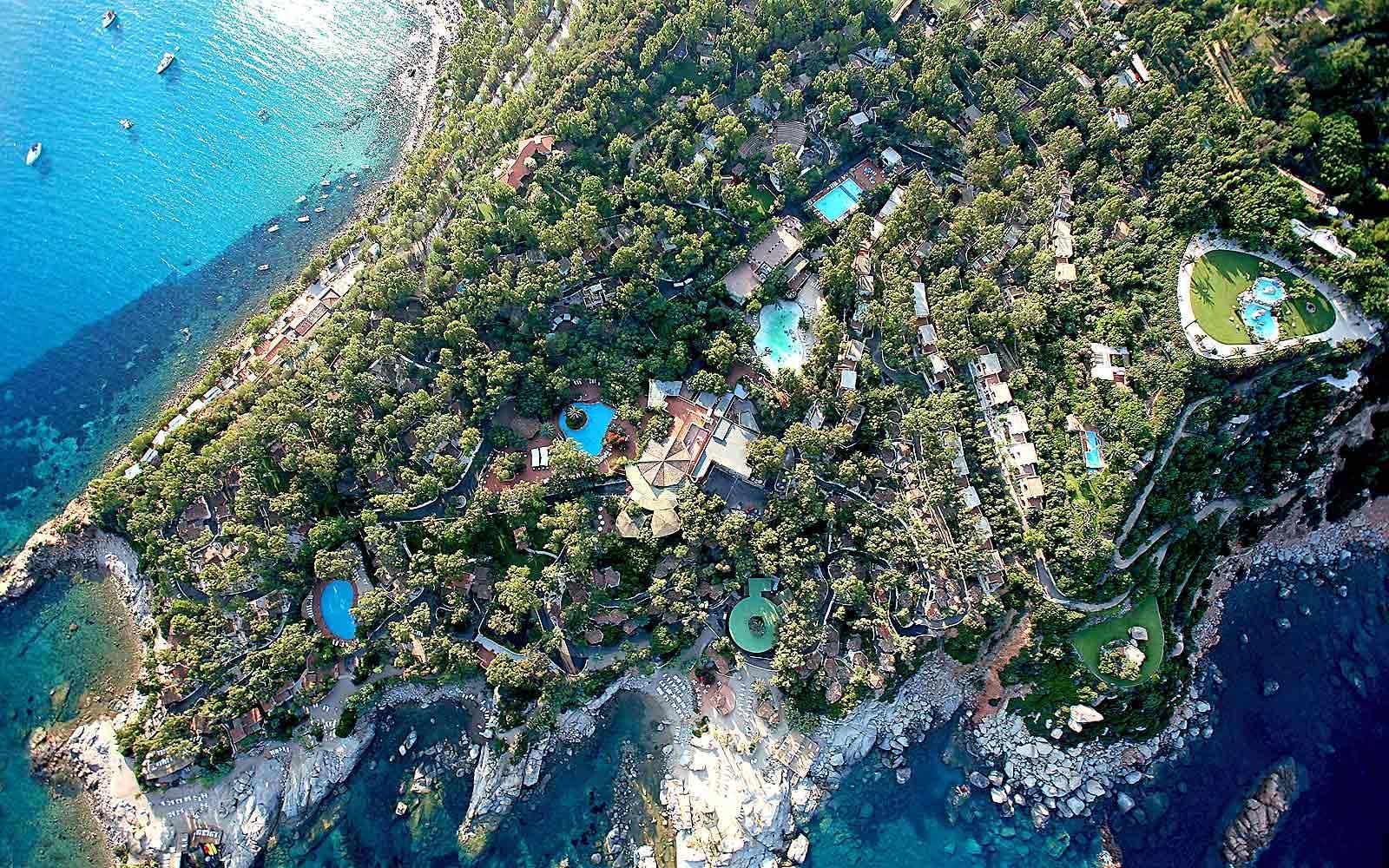 Aerial View at Arbatax Park Resort - Telis
