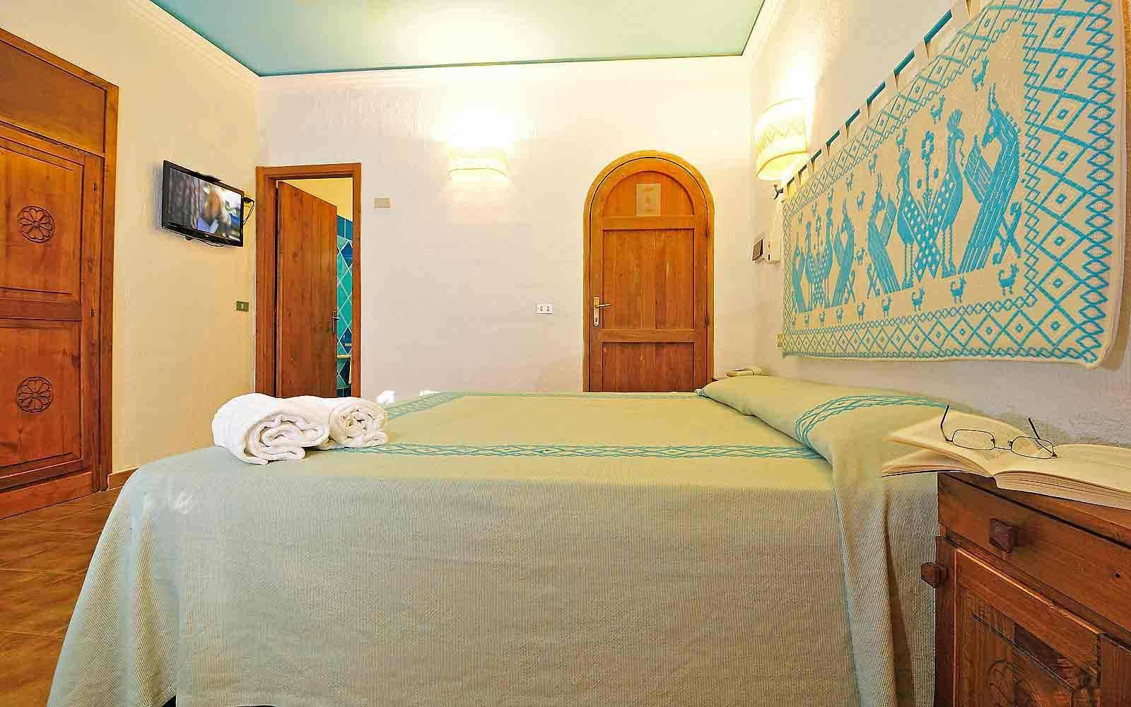 Standard room at Arbatax Park Resort - Telis