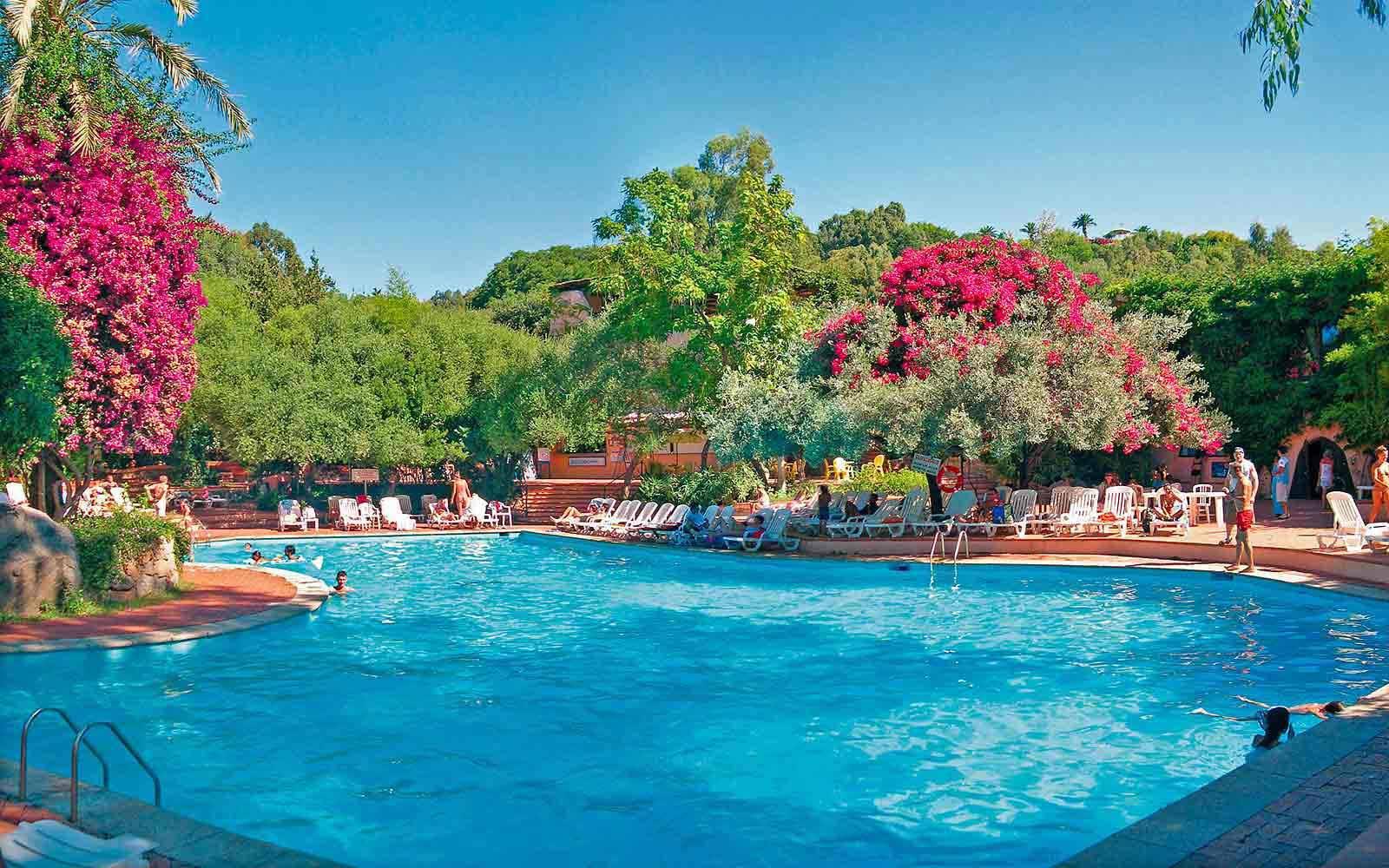 Central Pool at Arbatax Park Resort - Telis