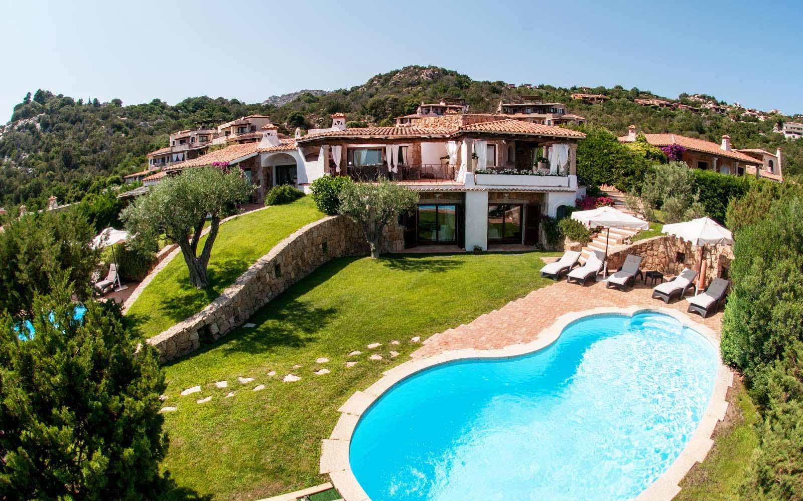 Villa Sole: room / property / locale photo. Image 1