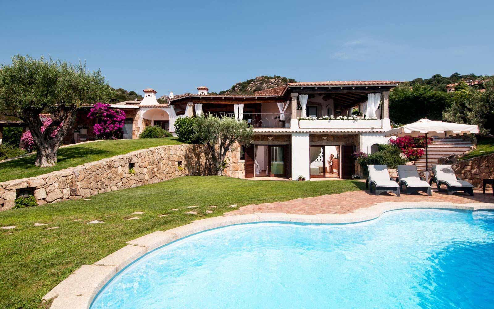 Villa Sole: room / property / locale photo. Image 2