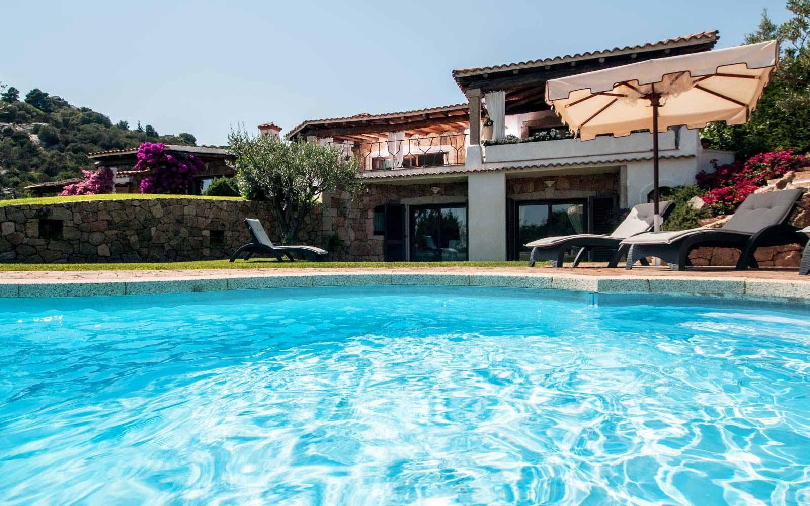 Villa Sole: room / property / locale photo. Image 17