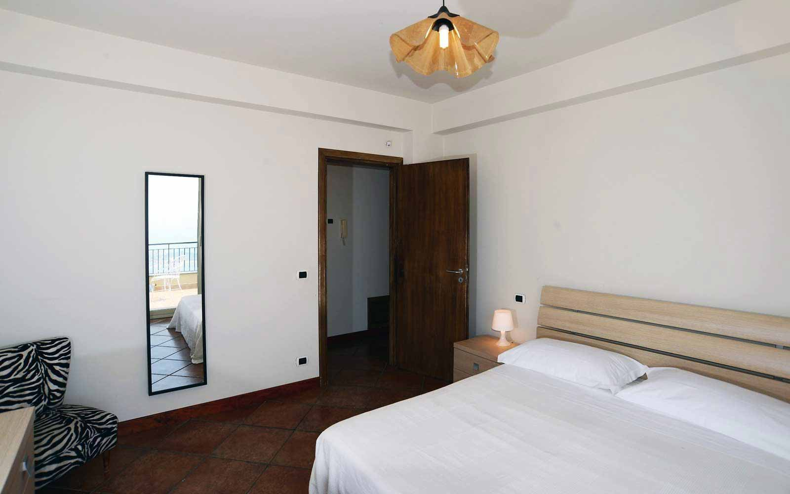 Double room at Caruso Apartment